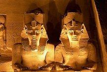 Egypt: gods, magic, people, land