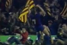 Recopa d'Europa 1982: FC Barcelona-Standard Liège: 2-1