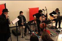 La Voce del Bardo / La voce del Bardo è un progetto/formazione tra recitativo e canzone d'autore.