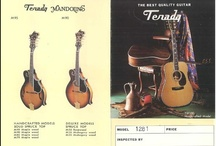 """El Torres Guitars (Terada) / Terada Musical Instruments has produced in the seventies and eighties replicas of Gibson and Martin guitars for the EU and USA. The guitars are marked Terada or with other names such as """"Wotan"""" or """"Emperador"""". In Italy are marked """"El Torres""""."""