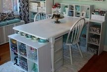 Craft Room  / by Heather R