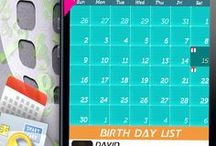 Calender Top Secret App / Secure your photo/video with lock    from other peoples.  Lock Pattern:- Dot Lock, Numeric    Lock.  Share on Facebook,Twitter,Email.  You can create unlimited albums     In full version.