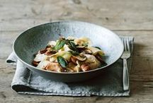 Pasta Inspiration / by How To: Simplify