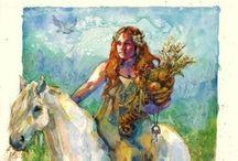 (More) Celtic Gods