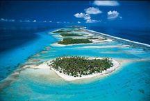 Polinèsia francesa / French Polynesia - Rangiroa