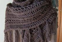 Crochet Sweaters & Shawls / by Darby Johnson