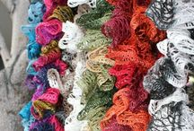 Crochet Hats, Scarfs & Bags / Nothing but crochet hats, scarves and bags. / by Darby Johnson