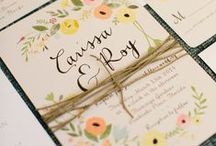 invitations and papers