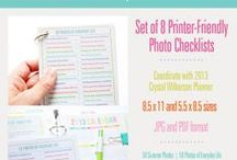 Printables / Great places for printables.