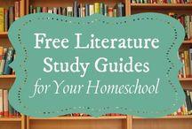 Homeschool Literature / by Darby Johnson