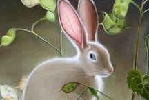 Peintre (Jean Bradbury) / Animalièr
