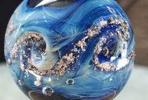 Cremation Memorial keepsake Beads