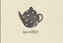 tea lovvin / by Lindsey Joy