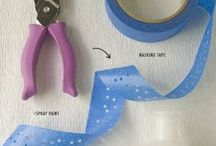 Light & Crafty / #DIY #Crafts that are quick cute easy