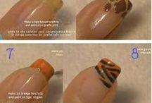 "You ""Nail-ed"" It / nail art ideas"