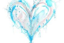 Art with Heart / ♥hearts♥