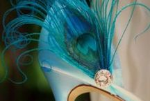 Feather Inspired  / Feather Inspired Earrings, Fashion & sundries