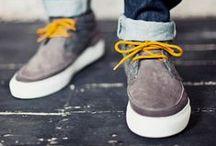 My Style / Fashion, sneakers, etc.  / by José Galván