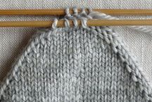 Knitting / by Katherine Moes