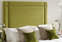 Our Entire Collection / Beautiful imagery of all our models of headboards, valances, chairs and ottomans.