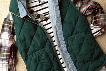 Clothes / by Gabby Chudzik