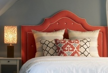 Other Headboard Styles / A collection of different headboard designs that we think look gorgeous and interesting. If you see anything you like, give us a ring and we could make a specific model especially for you!