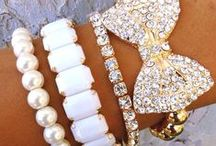 Bejeweled / Jewelry Board Part Two / by Stephanie Stovall