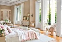 Bedrooms. / Home Decor: Bedroom inspiration