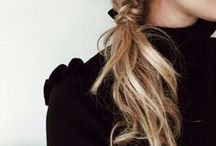 HAIR + NAILS + MAKEUP / For more inspiration visit decor8blog.com or @decor8 on Instagram daily.