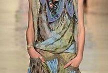 a Chic Boho fashionista / my go to styles | Bohemian | Classic Chic