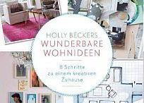 "Holly Beckers Wunderbare Wohnideen / Reviews (in German) of my new bestselling book, ""Holly Beckers Wunderbare Wohnideen"" published by Callwey Verlag, Munich, Germany. In English, this book is under the title, ""Decorate Workshop"". Thank you all who are reviewing my book, I appreciate it so much!"