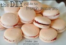 Macaroon Madame / I ♥ Macaroons!  #Macaroons are beautiful.#colorful and my new favorite #desserts
