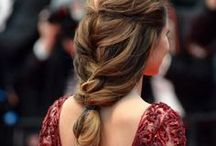 Rapunzel mode / hair styling tips