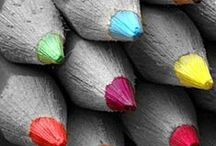 color schemes / #inspiring #color #palettes