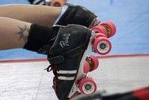 roller derby ..