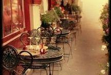 Shop Girl | Storefront - Cafe & Street Scenes