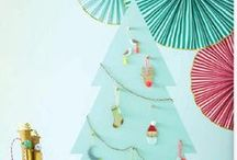 Christmas Time / Christmas crafts, projects, outfits inspiration #christmas #diy #fashion #accessories / by Ursula Rosien { kraft&mint }
