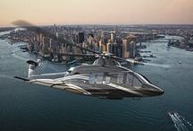 Best Helicopters for Superyachts / We've been looking at the latest machines from the world's top manufacturers with examples from Bell, Agusta Westland, Eurocopter, Marenco and Sikorsky.  www.superyachtworld.com