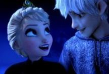~Elsa And Jack Frost~
