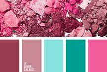 Pretty Colors / by Ashlyn Bertrand