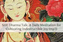 Mantras + Meditations