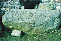 Pictish People Art and Ancestry / Always looking at where I came from, the people. the land, the sea the culture, endlessly fascinating