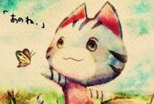 Animal Crossing / by Ashlyn Bertrand