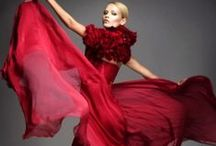 Fashion / Silhouettes, Styles, Color and Cut  / by Dani Eide