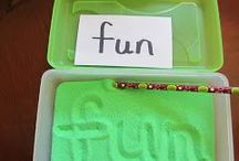 Children's learning activities / Lots of ideas from r you 3-6 yo learn and have fun learning