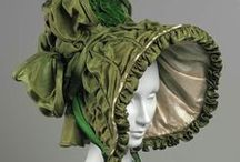 Fashion - vintage accessories, shoes, hats, gloves, scarves