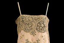 Fashion - lingerie - vintage / antique
