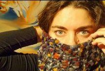 Malha - ideias para adultos / Selecção de alguns trabalhos em tricot e crochet feitos ou que podem fazer na Companhia das Agulhas