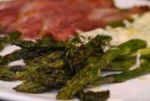 Szparagi / Wiosenny przysmak. Jak go jeść? Oto mój wybór przepisów na szparagi.
