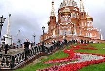 Lugares magníficos / Mundo, viagens, belezas do mundo, pontos turísticos